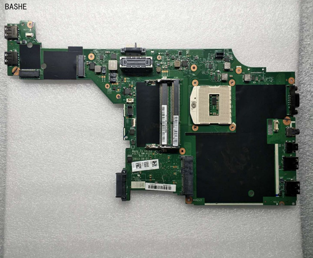 NEW 00HM971 VILT2 NM A131 for Lenovo ThinkPad T440p Mainboard Laptop Motherboard