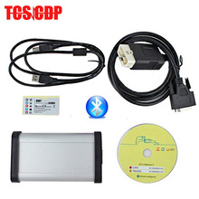 5Pcs/Lot 2015.R3 Auto Diagnostic Tools Black TCS CDP PRO PLUS With Bluetooth New VCI For Car/Truck/Generic 3 IN 1