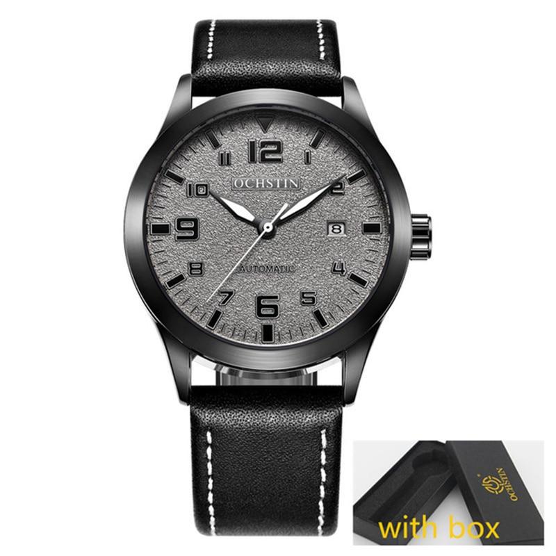 Black Grey Box