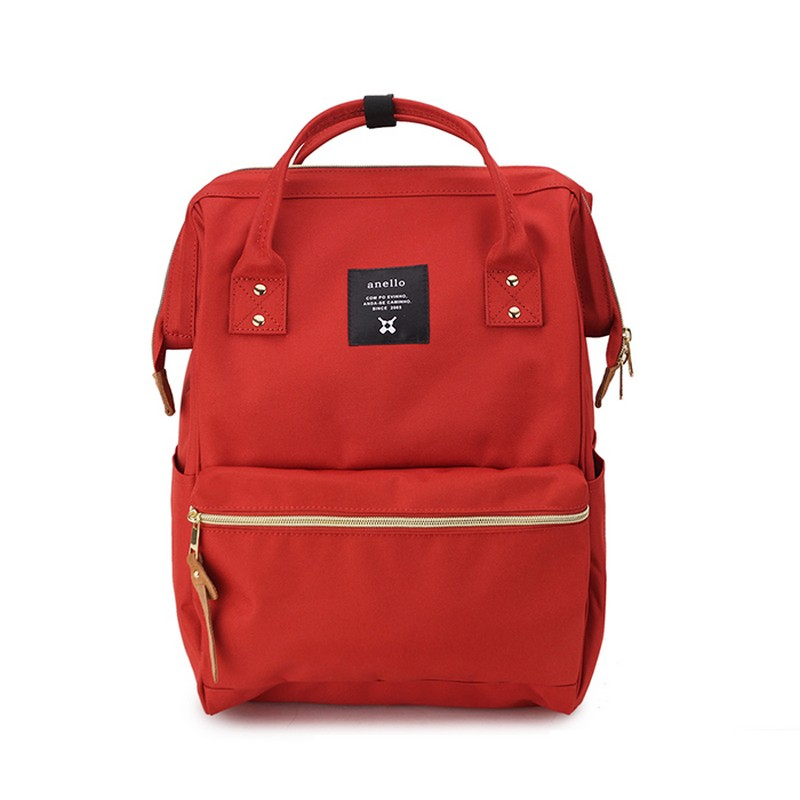 600D Oxford waterproof A Ring School Backpacks Women ane men Lightweight Anti theft Computer Backpack College Bag Japan brand image