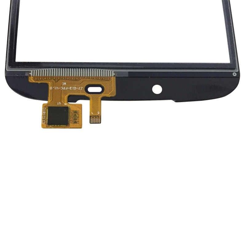 100% テスト黒 DOOGEE X6 用ガラスデジタイザのタッチスクリーン/DOOGEE X6 プロ