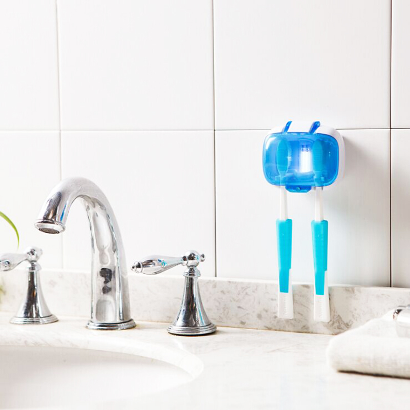 1 boîte / lot couronne boîte brosse à dents assainisseur - Hygiène de la cavité buccale - Photo 2