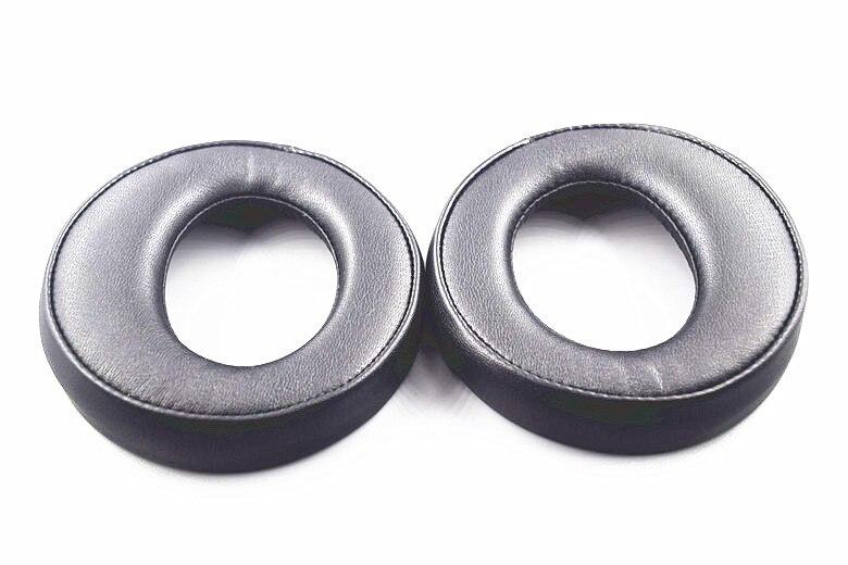 Negro Original almohadilla cojín orejera almohadillas para SONY oro inalámbrico PS3 PS4 Envolvente Virtual 7,1 auriculares CECHYA-0083 (L + R)