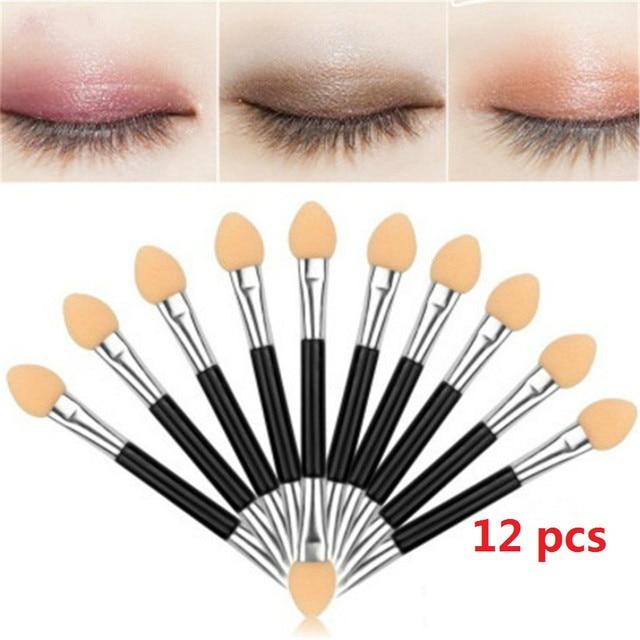 Double-end Eye Shadow Eyeliner Brush 1