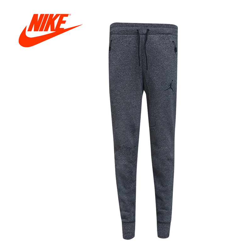Original New Arrival Official NIKE ICON FLEECE WC PANT Men's Running Pants Sportswear catalog vstavki icon d3o armor pass pants single html