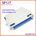 Fibra Optic12 Core ODF Caja. (no inlcude adaptador y cable flexible)