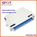 Fibra Optic12 Núcleo ODF Caixa. (não inlcude e adaptador pigtail)