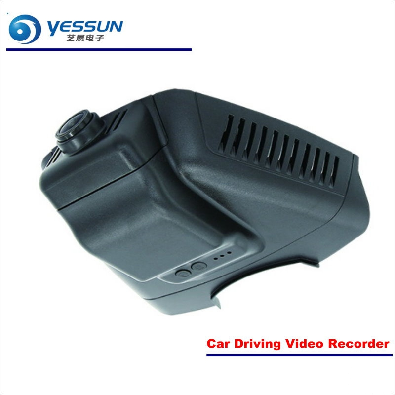 YESSUN For Mercedes Benz C Class W204 C180 C200 2010~2014 Car DVR Driving Video Recorder Front Camera Black Box Dash Cam цена и фото