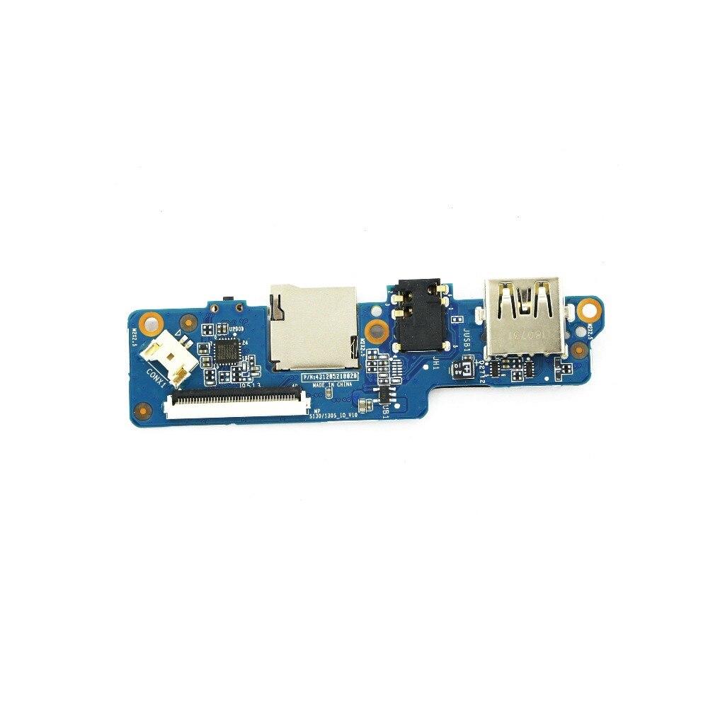 5C50R61312-Новый S130/130S_IO_V10 S130 IO/USB/Аудио/кард-ридер с кабелем o для Lenovo S130 S130-11IGM