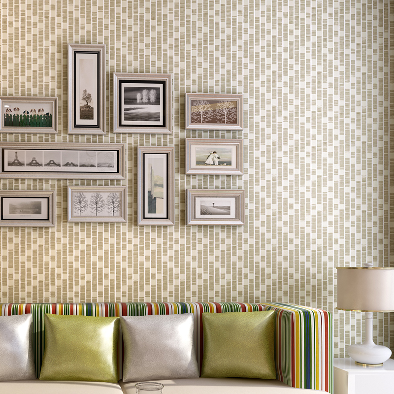 2017 Modern Minimalist Wallpaper 3D For Bedding Room Tv Background Light Green Embossed WallPapers For Walls Mosaic Wall Papers wallpaper for walls 3 d modern trdimensional geometry 4d tv background wall paper roll silver gray wallpapers for living room