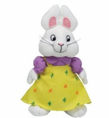 Plush Toys Ty Beanie Babies Max   Ruby Ruby T011-in Stuffed   Plush ... 63fa7446c2c