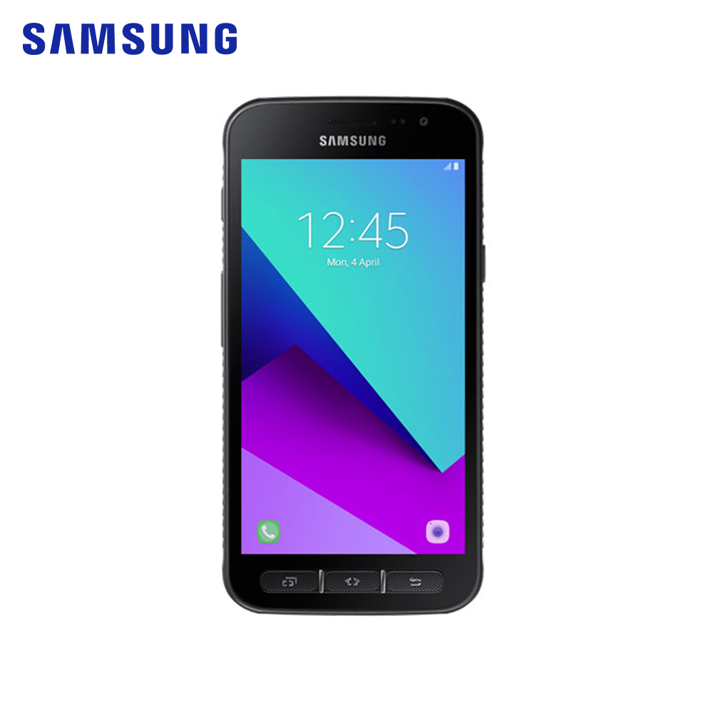 Samsung Galaxy XCover 4 SM-G390F 2 GB RAM 16 GB ROM quad core 5 pouces 13 MP smartphone 1280x720 pixels Android 7.0 téléphone mobile