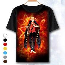 One Piece T Shirt O-neck