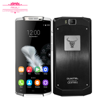 Original Oukitel K10000 Smartphone MTK6735P Quad Core 10000MAH Battery Android 5.1 Mobile Phone 5.5 inch 2G/3G/4G Cellphone