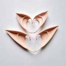 Купить с кэшбэком Anime fairy cosplay Accessories Headwear Elven ears Two sizes