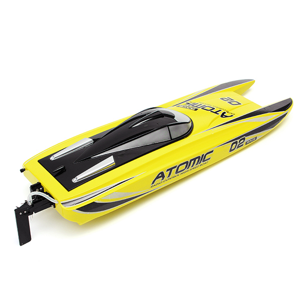 Volantex V792-4 70cm ATOMIC 2.4G Brushless RTR 60km/h Boat volantex v792 2 rc racing boat spare parts rudder push rod v792205