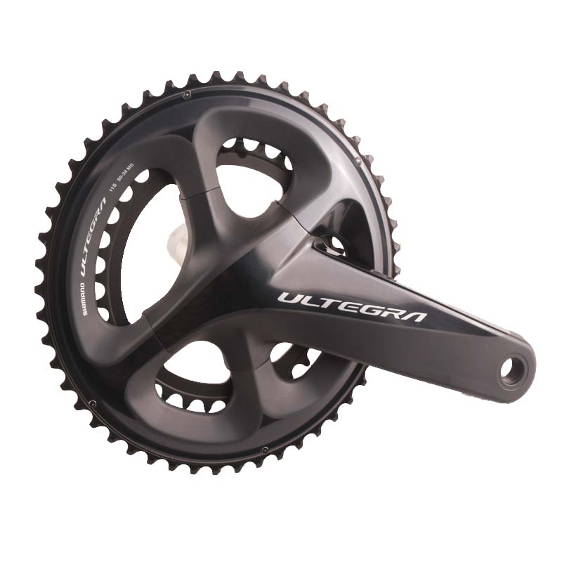 Image 2 - SHIMANO ULTEGRA R8000 Road Bike Chargeable POWER Crankset XCADEY X POWER METER Crank 170mm 172.5mm Crankset 52 36T 50 34Tcrankset 170mmroad bicycle cranksetbicycle crankset -