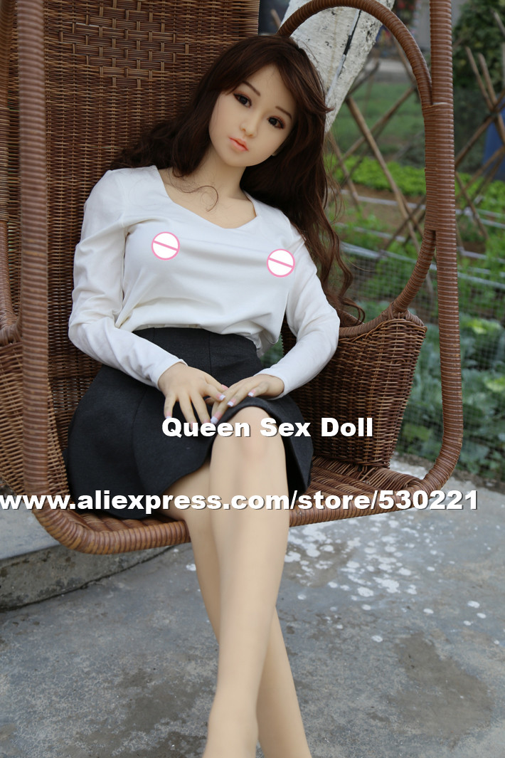 158cm Top quality silicone font b sex b font font b dolls b font with metal