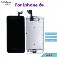 5PCS 100 Check Test AAA For IPhone 6s 4 7 LCD Full Assembly Touch Screen Digitizer