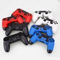 Original nuevo doble asa inalámbrica bluetooth bt 3.0 abs para sony para ps4 virration gamepads controlador de juego gaming gamer regalos