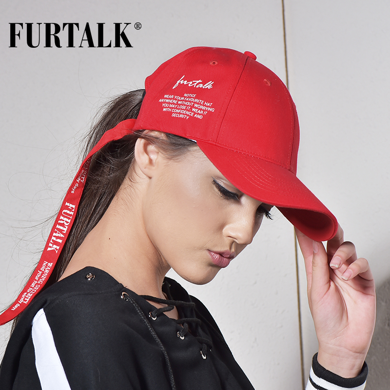 Prix pour FURTALK caps pour femmes et hommes casquette de baseball de mode marque d'été snapback nautique ski escalade Windcap pour les jours venteux