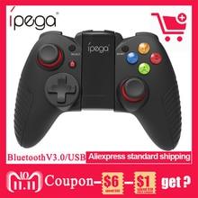 IPEGA PG PG-9067 9067 Do Bluetooth Gamepad Controlador de Jogo Inteligente com Suporte para Android/iOS/Windows Tablet PC Smartphone