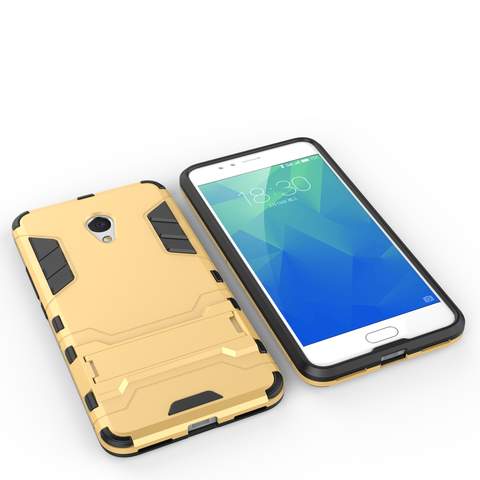 Phone Cases For Meizu M5 Note M5S M3 Note M3S U10 U20 M3S Mini Back Cover With Stand Protective Case For Meizu M5 Note M5S Coque Lahore
