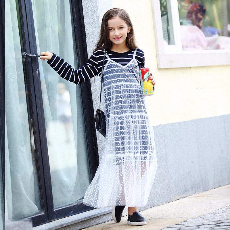 aa9a519c201ff أزياء الفتيات الشتاء الزي الجينز مجموعة ملابس المدرسة للشباب نمط الملابس  للأطفال العمر 56789 10 11 12 13 14 سنوات قديمUSD 43.10 piece