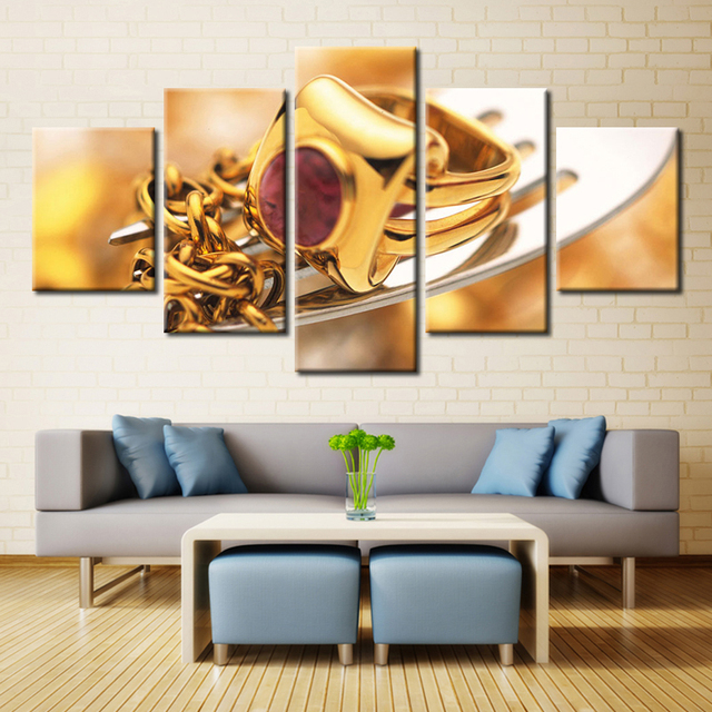 Forbeauty 48 Piece Canvas Painting Gold My UCSB University Of Gorgeous Best Interior Design Schools In California Painting