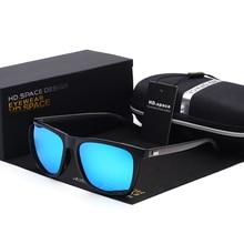 HD Space Luxury Brand Men's Polarized Sunglasses Eyewear Ladies Fashion New Brand Designer Sun Glasses Accessories