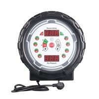 Veconor Automatic Tire Inflator Air Pump With Digital Indicator Car Diagnostics Tools