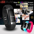 New OLED Waterproof Smart Bluetooth Bracelet Watch Sport Wristwatch With wifi Pedometer Sleep Monitoring Smartband