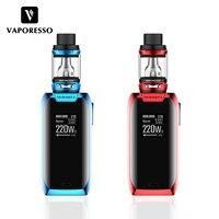 Vaporesso Revenger X Kit 220W Electronic Cigarette Kit 2ml 5ml NRG Tank Vape Kit Support Coil