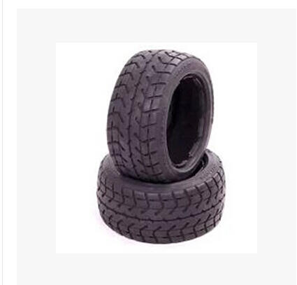 baja 5B on road rear tyres for 1/5 HPI Baja 5B Parts Rovan KM baja on road front and rear wheel and tyre for 1 5 hpi baja 5b parts rovan km baja highway tire for baja 4 pcs