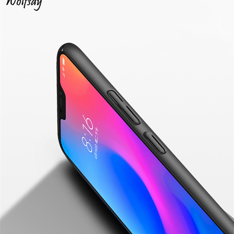 Pocophone F1 Case Pocophone F1 Luxury Slim Smooth Hard Case For Pocophone F1 Xiaomi Cover Case For Xiaomi Poco F1 Shell Fundas Lahore
