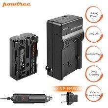 купить 1Packs NP-FM500H Li-ion Camera Battery 7.2V 2400mAh+Battery Charger+Car charger For SONY A300 A350 A900 A700K A200,L20 дешево