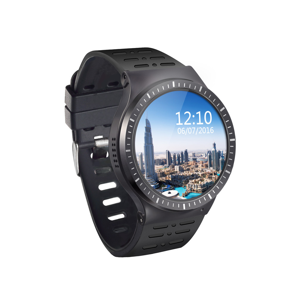 цена на New Fashion ZGPAX S99B GSM 3G WCDMA Quad-Core Android V5.1 8G ROM Smart Watch GPS WiFi 2.0MP HD Camera Pedometer Heart Rate