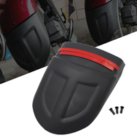 Fast Shippin Motorcycle Front Mudguard Fender Rear Extender Extension For Honda NC700X NC700S NC750X NC750S 2012 2015