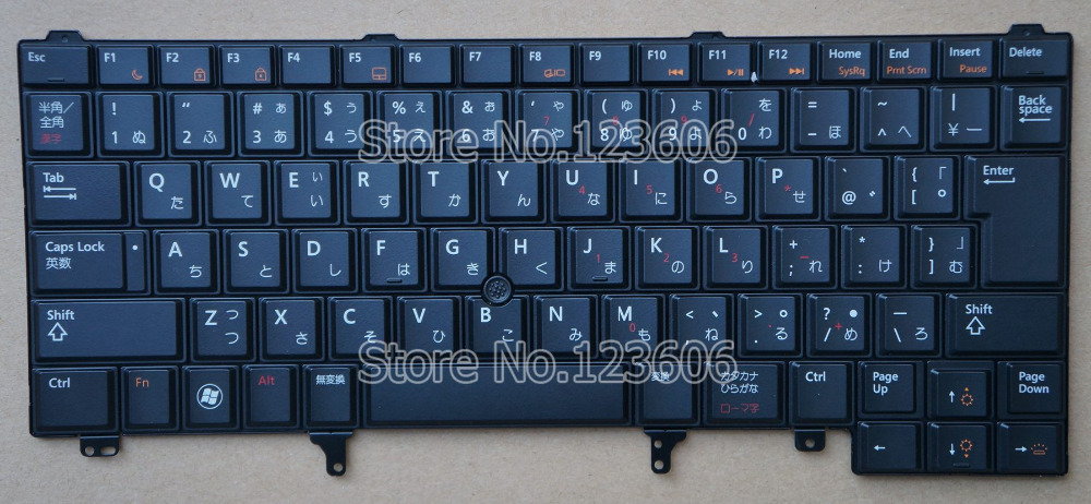 New Keyboard For Dell Latitude E6220 E6230 E6320 Laptop