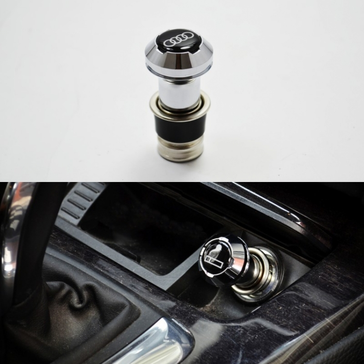 Online buy wholesale audi cigarette lighter from china