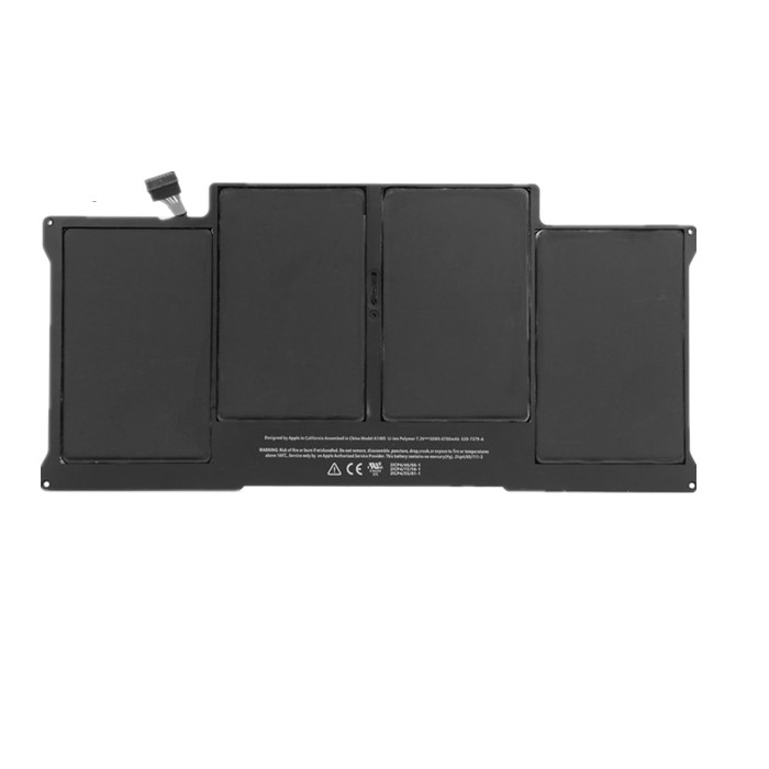 7000 mah pour Apple batterie D'ordinateur Portable Macbook Air 13