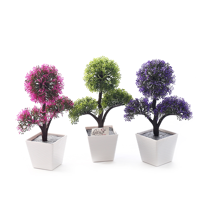 Online Buy Wholesale Plastic Bonsai Trees From China