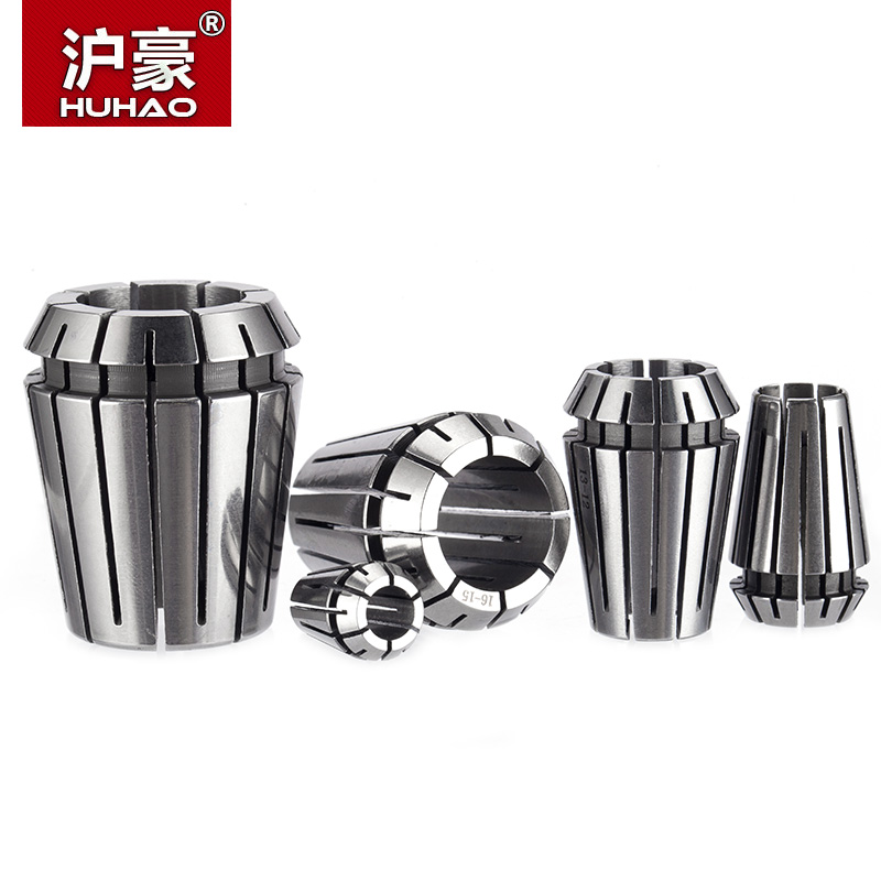 HUHAO 1pc High Precision ER20 ER25 ER32 Collet Chuck For Milling Engraving Machine Repetitious Tsui Flexible CNC Collet