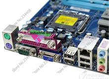 775 integrated graphics motherboard GA-G41M-ES2L G41M-ES2L G41 LGA 775 DDR2 USD2.0 VGA well tested working