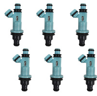 6 x Fuel Injector For Denso Toyota Supra Lexus GS300 SC300 IS300 3.0L 23250 46090