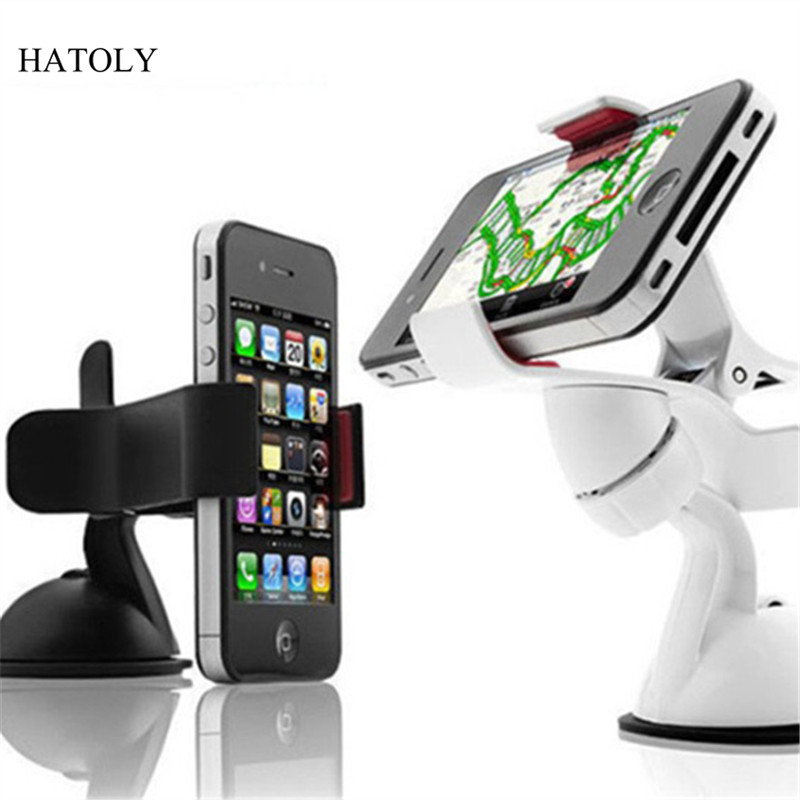 Car Car-styling Office Desk Phone Holder Universal 360 Windshield Mount Mouse Stand For Huawei Honor 9 Nova 2 P10 Lite Plus Y7 Mobile Phone Holders & Stands