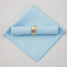 wholesale 100% polyester table napkin textile fabric  with decoration restaurant Free Shipping & Factory Price цена