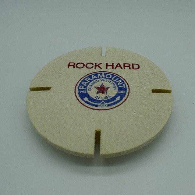 "4"" Dia Rock Hard Felt Wheel jewelry polishing machine tools jewelry equipment"