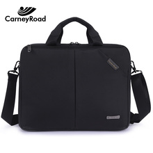 Carneyroad Business Oxford briefcase Men Women 13 14 Inch Laptop Hangbags Casual Document Office Bags Waterproof Travel Bags