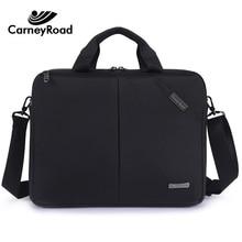 Carneyroad Business Oxford teczka mężczyźni kobiety 13 14 Cal Laptop Hangbags Casual dokument torebki biurowe wodoodporne torby podróżne